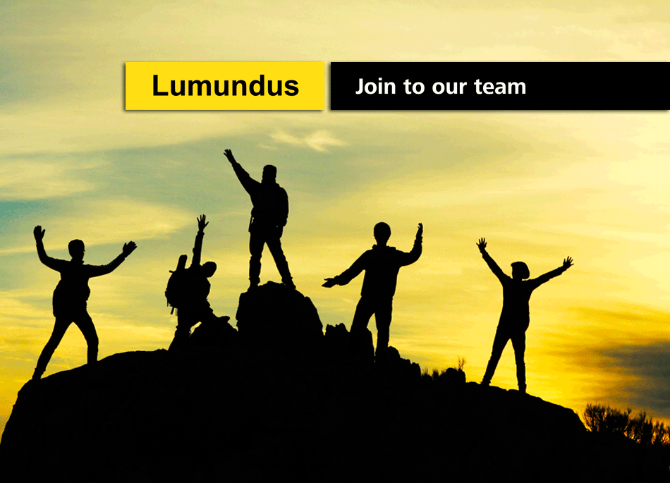 Lumundus - Join to our team